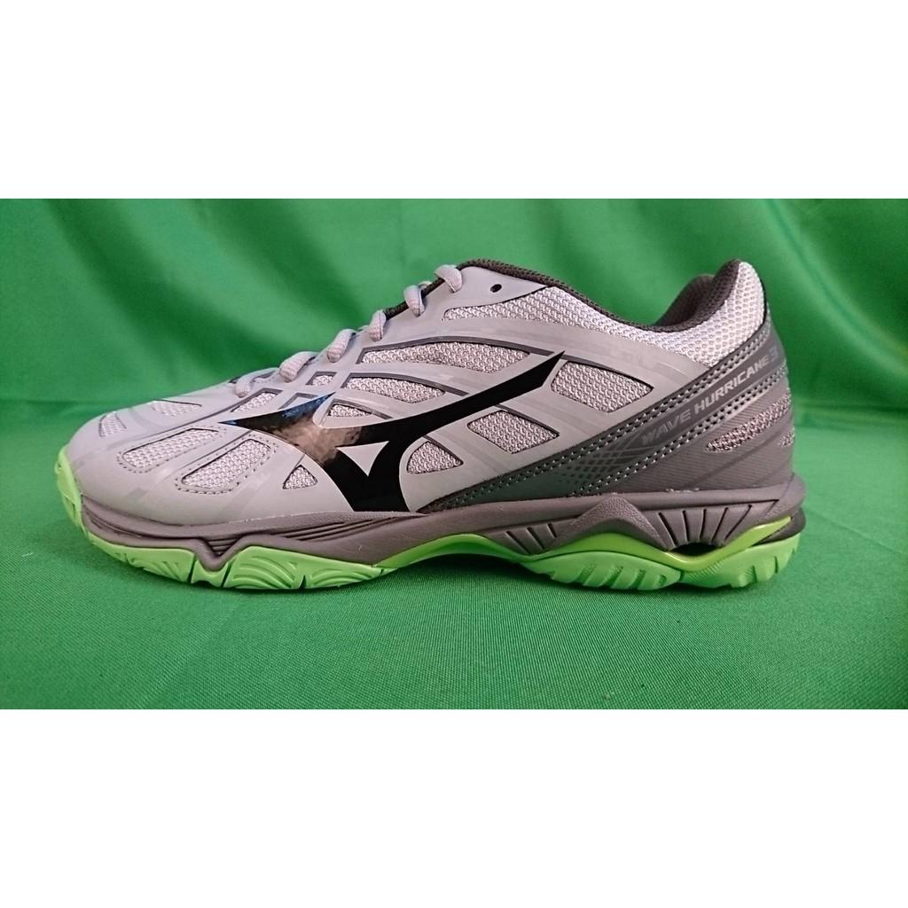 【宏明體育】MIZUNO 美津濃排球鞋 WAVE HURRICANE 3 V1GA174037