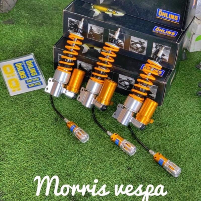 [ Morris Vespa ] OHLINS 歐林斯 Vespa GTS GTV Sprint 前避震 避震器 春天
