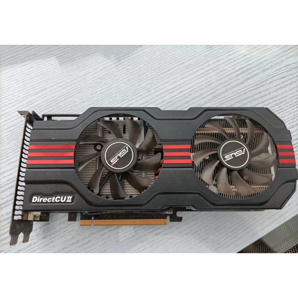 Nvidia 顯卡 - 華碩 gtx560ti 2g ddr5 雙風扇 6 + 6pin 電源使用 gpu