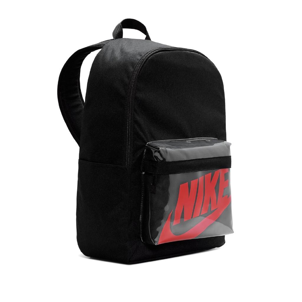 【ACS】 Nike 後背包 Heritage 2.0 Backpack 黑 紅 男女款 運動休閒 BA6175-010