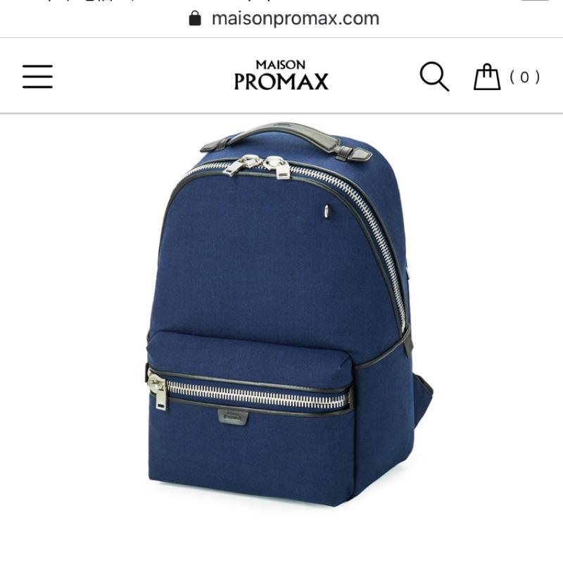 MAISON PROMAX時尚電腦後背包