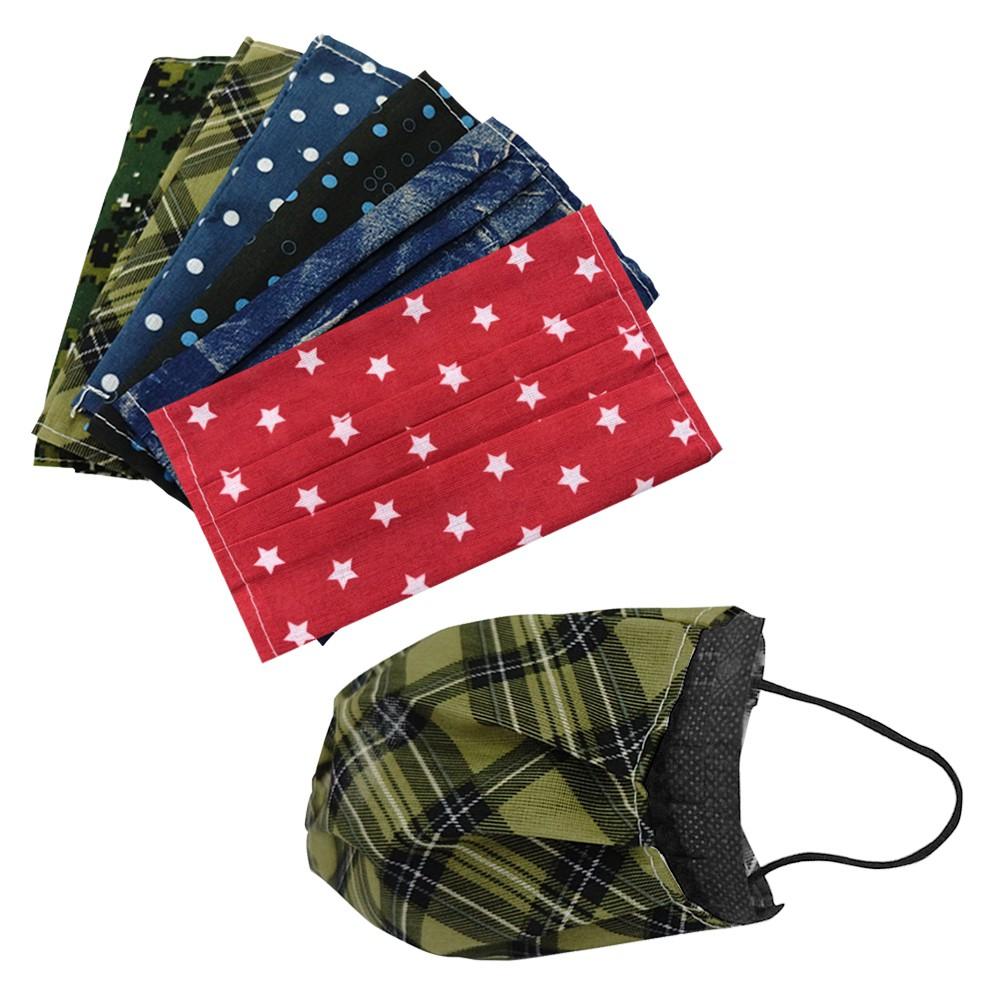防疫必備 口罩保護布套 台灣製造 易清洗 重複使用【5ip8】現貨
