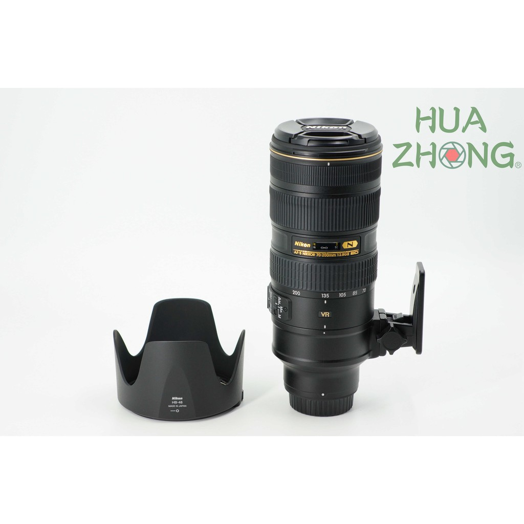 中古 Nikon AF-S 70-200 F2.8 G VRII 小黑六 (D4 D5 D850 D750)#00479