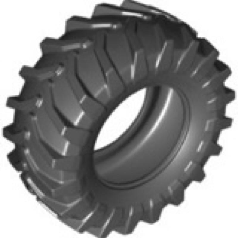 《傑克玩樂高》拆賣 LEGO 樂高 23798 科技 technic 輪胎 42054 絕版