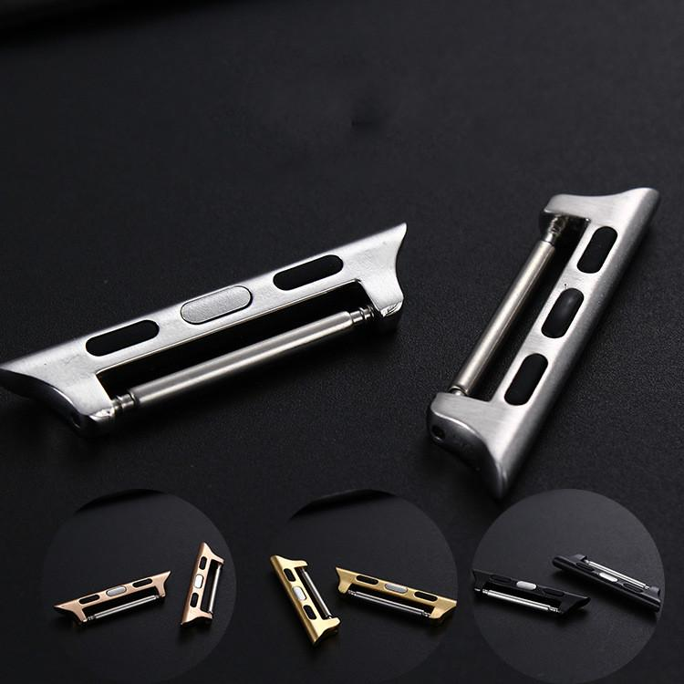 適用於Apple Watch錶帶轉換器,耳朵連接器,Apple Watch錶帶扣38/40/42 / 44MM