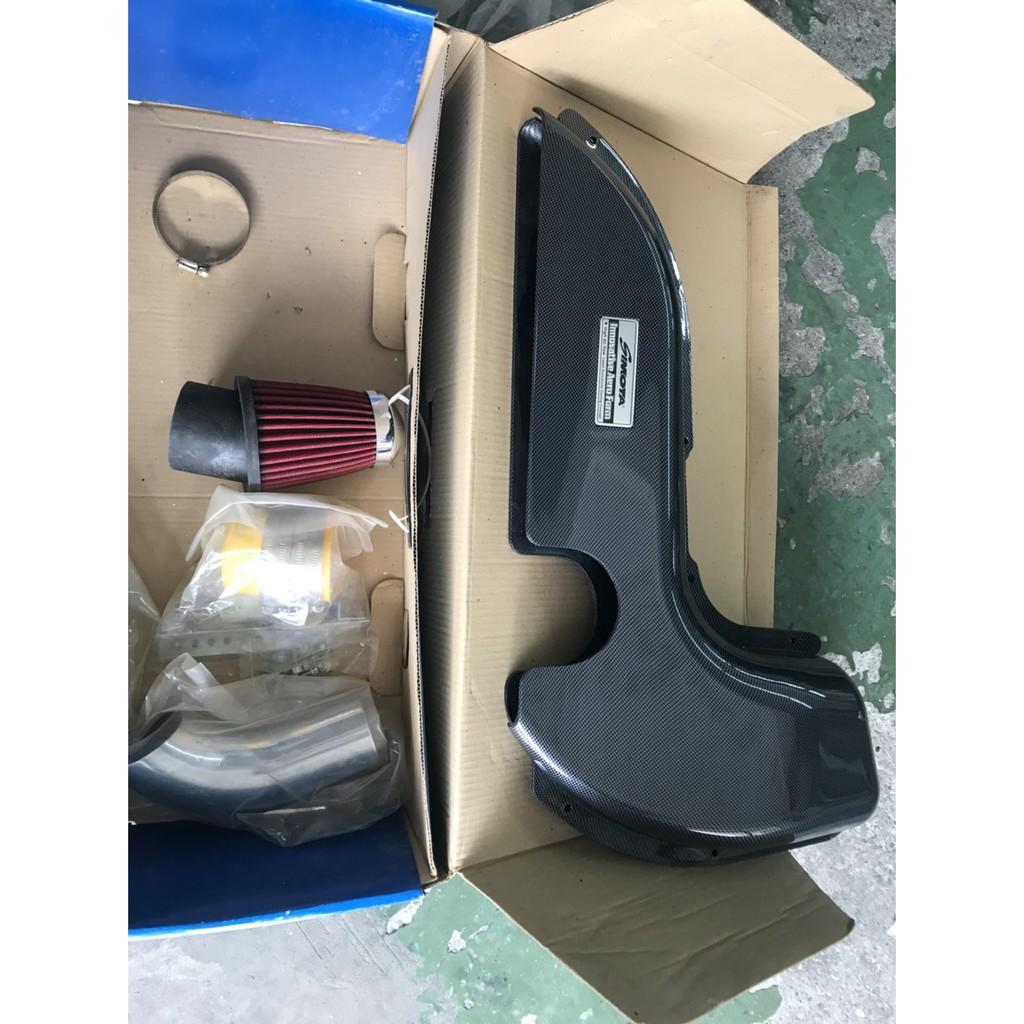 SIMOTA 福特 TIERRA 1.8 進氣系統 超導流 集氣罩 全新品 賠本賣 只有一套