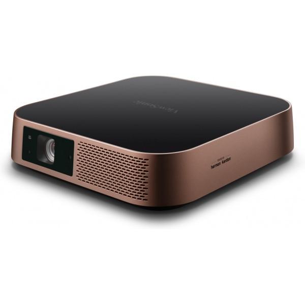ViewSonic 優派 M2 無線LED投影機 Full HD 1080p 3D 無線智慧微型投影機