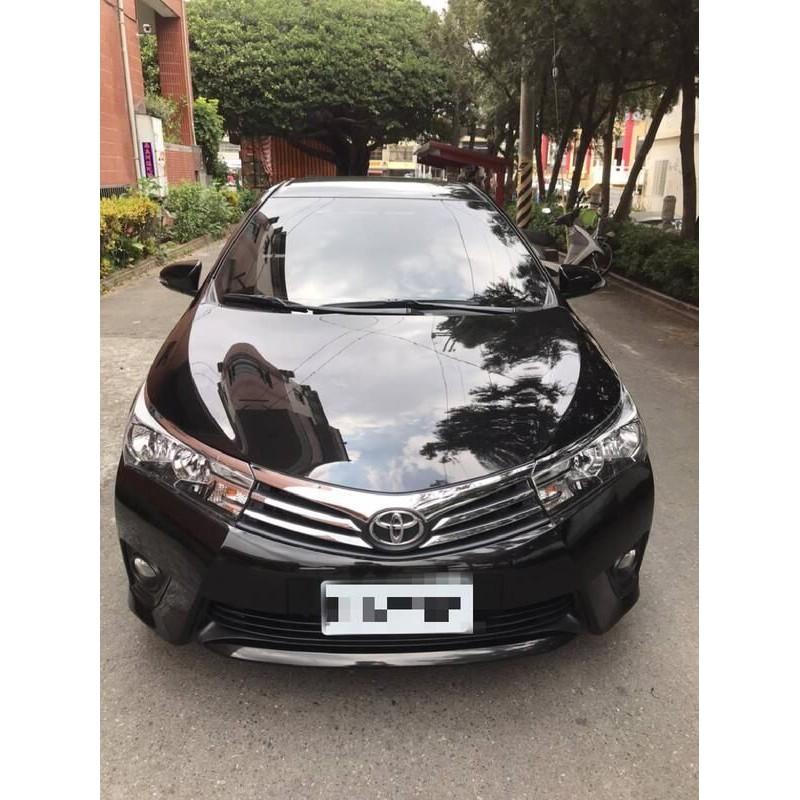黑色 2014 Toyota Corolla Altis 1.8 純 自售 低里程