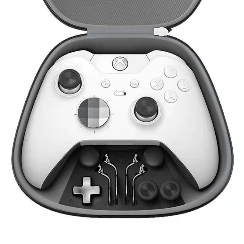 【現貨 限時下殺】微軟Xbox one Elite精英版白色限量版電腦遊戲震動手柄控制器 現貨