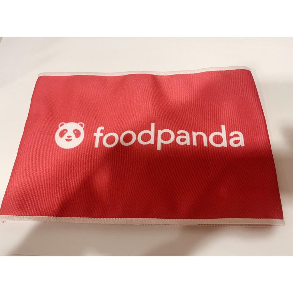 foodpanda 熊貓 臂章