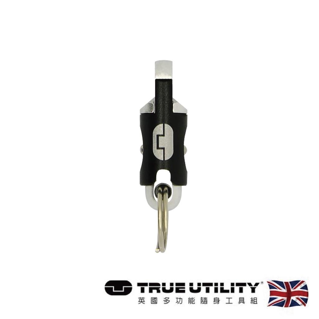 【TRUE UTILITY】英國多功能迷你極簡扣環 LOCKLIP Micro 2入組