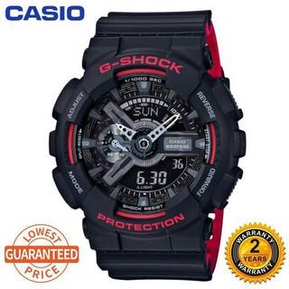 CASIO 卡西歐 G-Shock Ga110 手錶男士運動數字手錶 Ga-110Cb-1A
