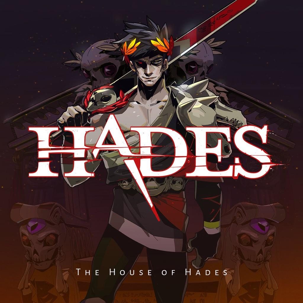 Switch(NS) 黑帝斯 Hades 🀄 永久認證版/永久隨身版 (數位版)