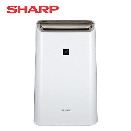 【SHARP 夏普】 12公升 除濕機 DW-H12FT/W