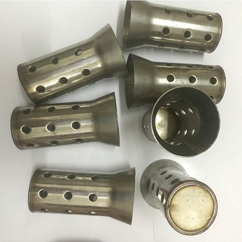 【高品質】51mm 消音塞 回压芯 排氣管 台蠍管 觸媒 合法 環保 台蠍管 仿蠍管