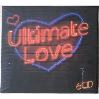 Ultimate Love 80`~90`西洋流行經典金曲合輯 (6CD共90首) (正版全新未拆) 新北市