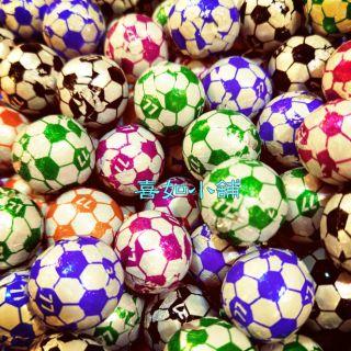 【喜如小舖】77足球巧克力