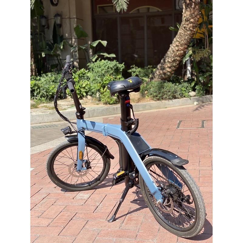 日光運動趣 Fiido D11電動折疊腳踏車 電池可拆卸 自行車 可拆卸座管電池 折疊電動自行車