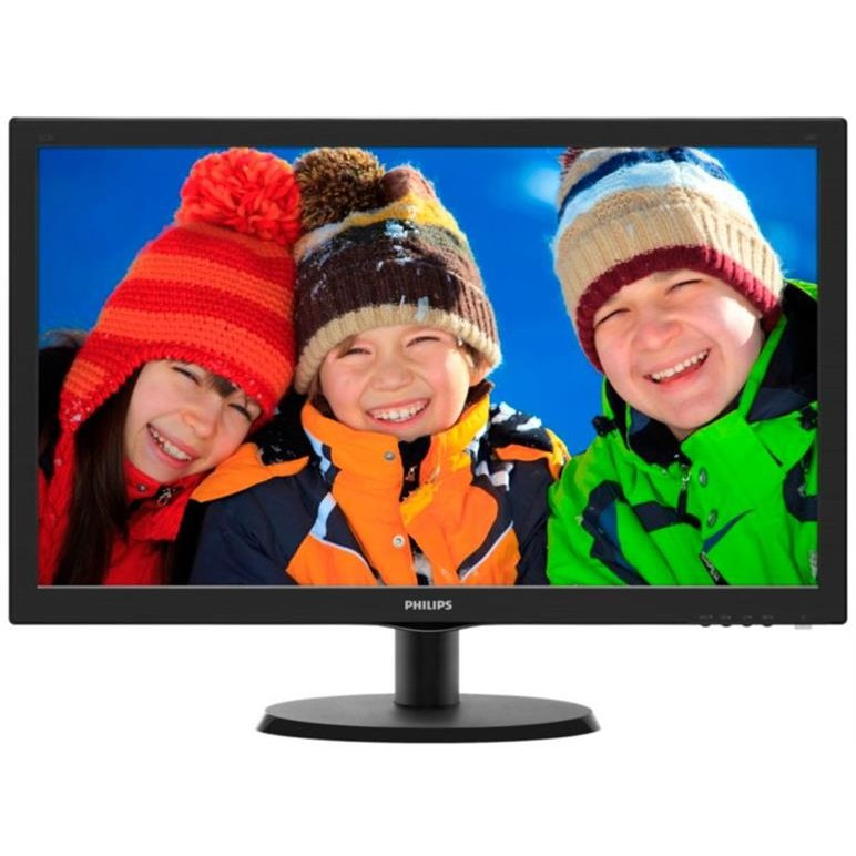 PHILIPS 223V5LSB2 22型LED寬螢幕顯示器