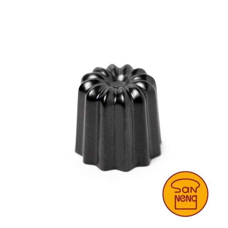 【焙思烘焙材料】 三能 台灣製 卡娜蕾鍍鋁模 可麗露不沾模 T206017/SN6503