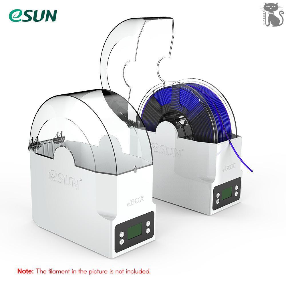 eSUN eBOX 3D打印長絲盒長絲存放架,保持長絲乾燥