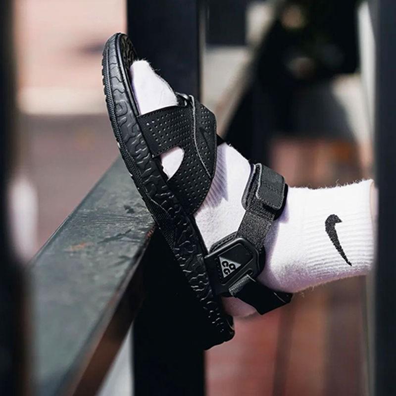 正品新貨 Nike 耐吉 ACG Deschutz 機械 運動風 情侶 戶外 休閑 沙灘涼鞋 CT2890