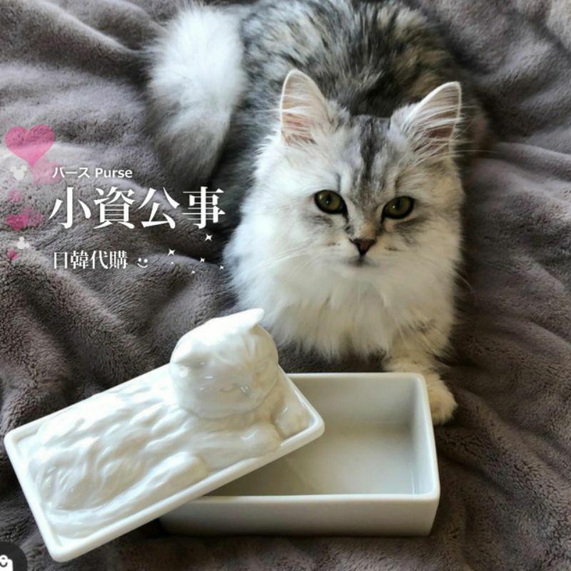 小資公事日韓代購👛日本Afternoon Tea聯名Cat's Nap time貓咪飾品盒奶油盒cat's issue
