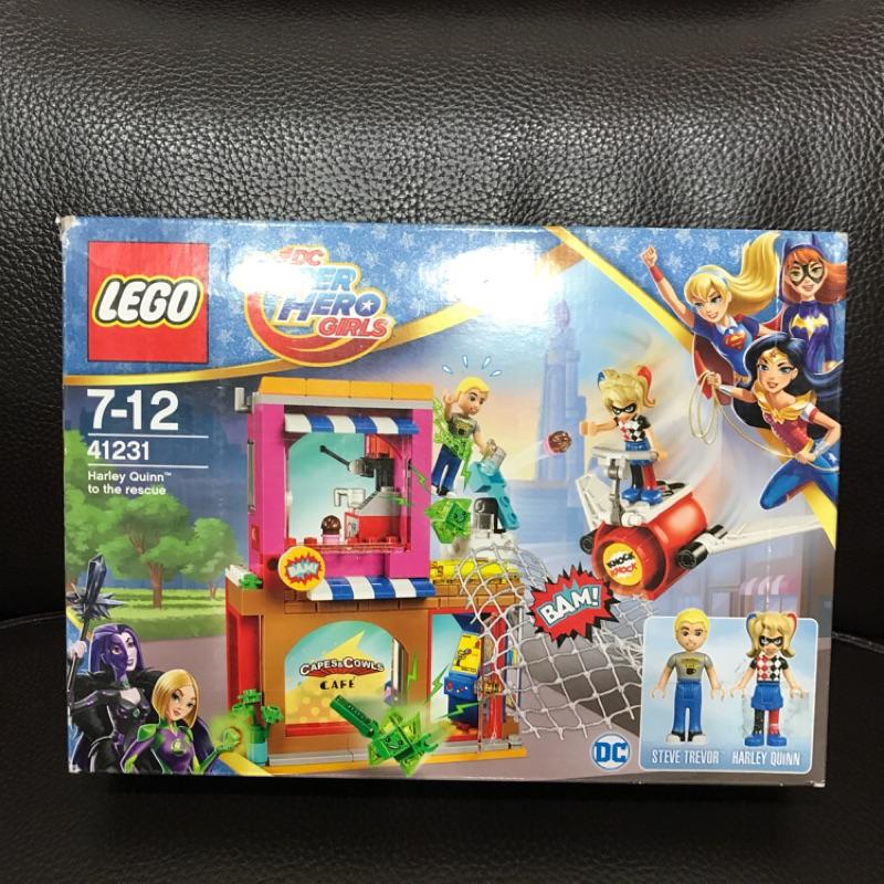 [全新]樂高 LEGO 41231 SUPER HERO GIRLS 超級英雄女孩 小丑女救援