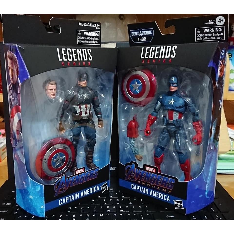 Marvel Legends 美國隊長 復仇者聯盟 終局之戰