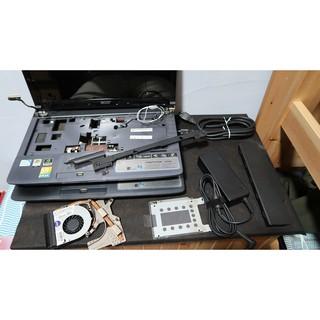 二手 Acer 筆電 4736ZG 零件 螢幕 機殼 喇叭 電池 變壓器 CPU風扇 硬碟架 請多用聊聊詢問 台北市