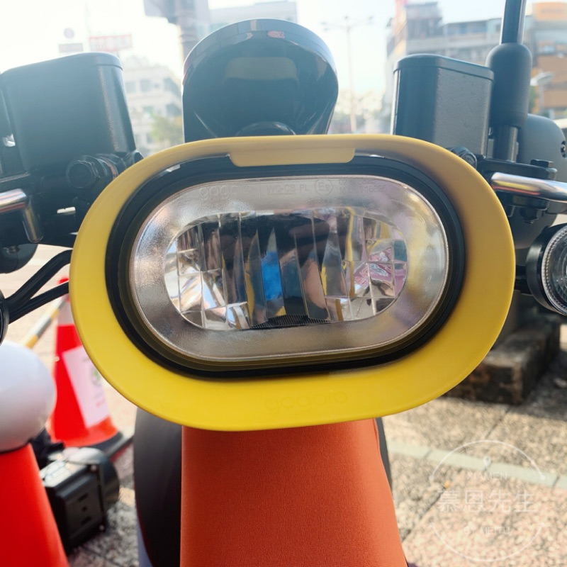 GOGORO VIVA 大燈保護貼 大燈保護膜 美國AVERY艾利貼膜 TPU高抗耐磨耐刮 VIVA LITE 保護貼