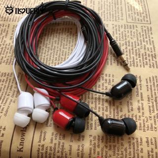[SD] 3M超級長線耳機/ 高品質超級低音入耳式耳機/  3.5毫米有線立體聲耳塞/ 兼容通用ios和Android智能手機