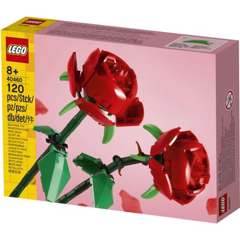 【群樂】盒組 LEGO 40460 Roses 玫瑰花 現貨不用等