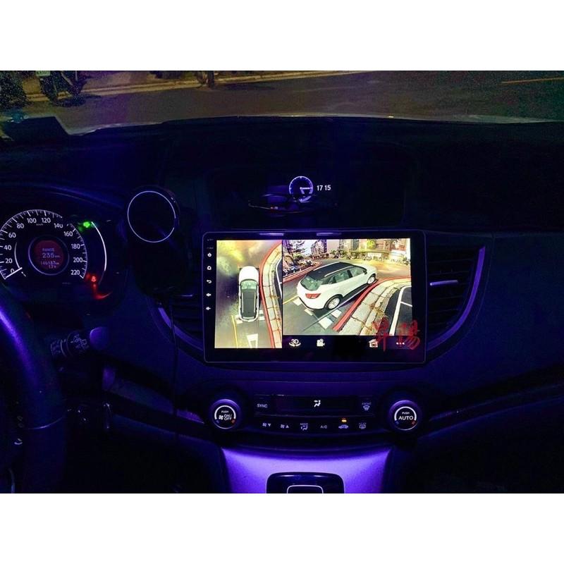 CRV Coross Corolla Altis 環景 360 3D Camry