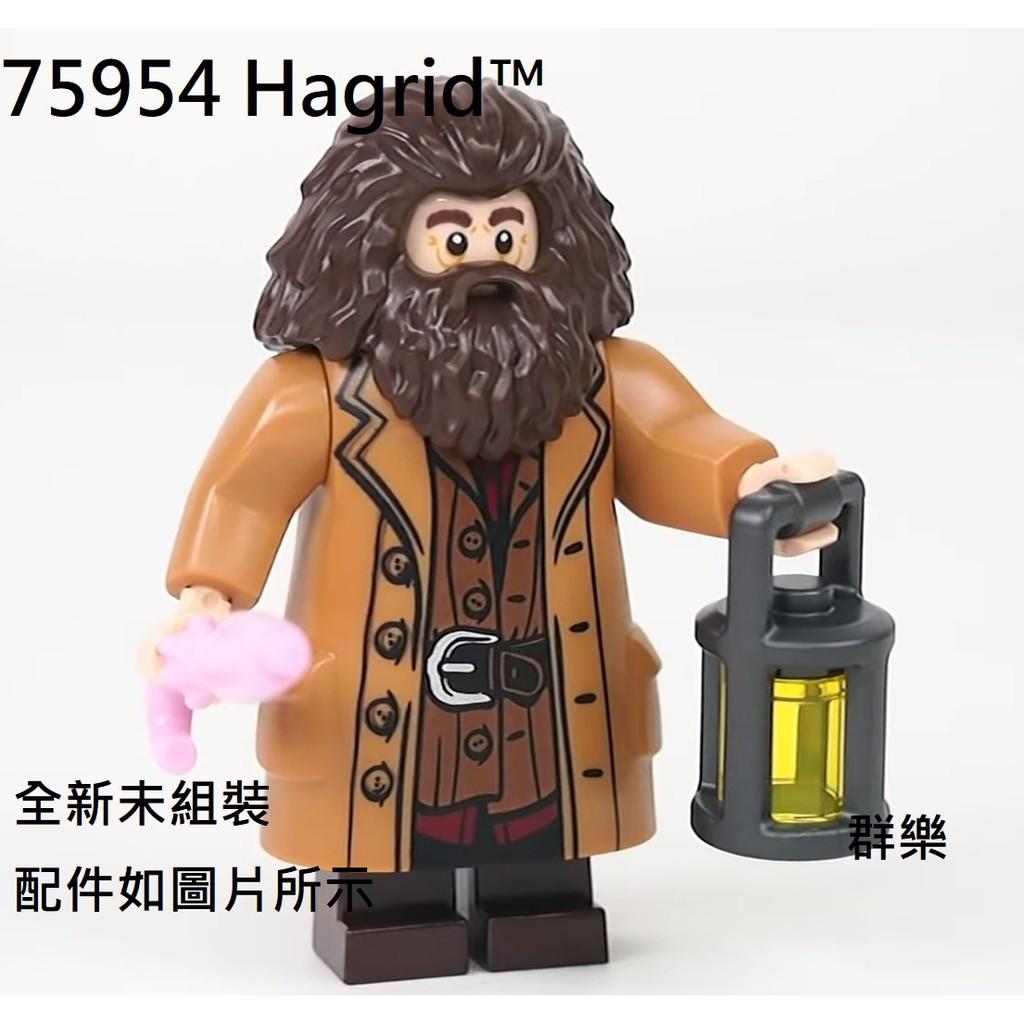 【群樂】LEGO 75954 人偶 Hagrid™ 現貨不用等