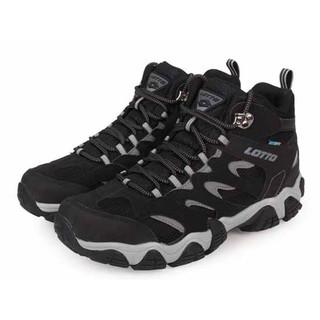 [爾東體育] LOTTO 防水登山踏青鞋 LT0AMO2760 越野鞋 登山鞋 運動鞋 戶外鞋 高筒登山鞋 新北市