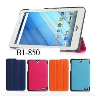 送筆 皮套 Acer 宏碁 B1-850   8吋  隱藏磁扣 保護套/ 螢幕保護貼 台中市