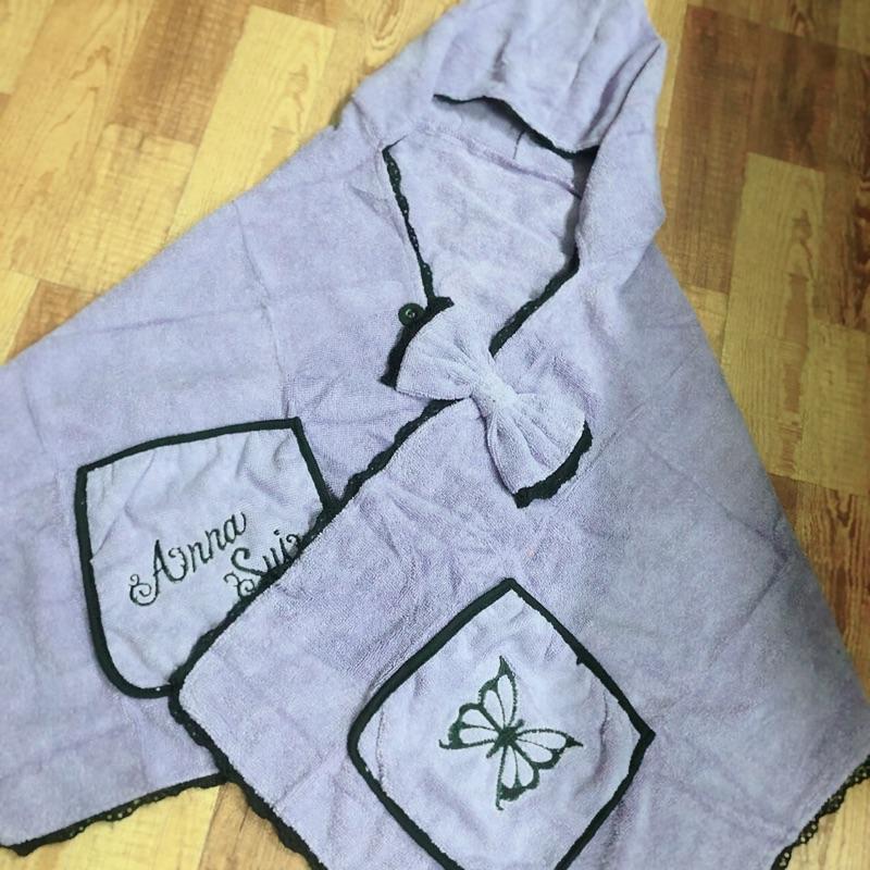 Anna sui吸水毛巾
