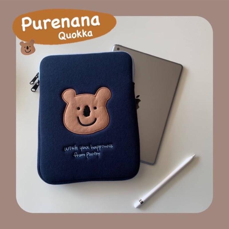 RULA代購🇰🇷 purenana Quokka 11吋 13吋 15吋 電腦包 筆電包 ipad包