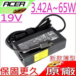 ACER充電器(原廠薄型)-宏碁 19V 3.42A 65W,4050,4060,4070,4080,4100,4200 臺中市