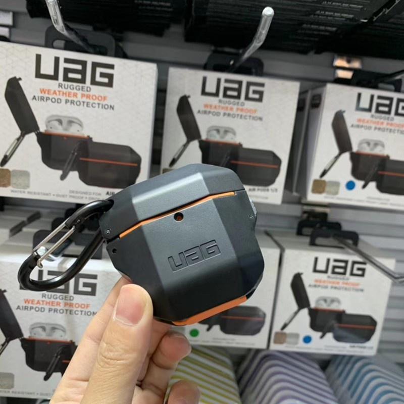 愛購  UAG 隕石 AirPods Pro 耐衝擊防水防塵保護殼 耳機保護套 Apple 蘋果 抗噪耳機 保護殼