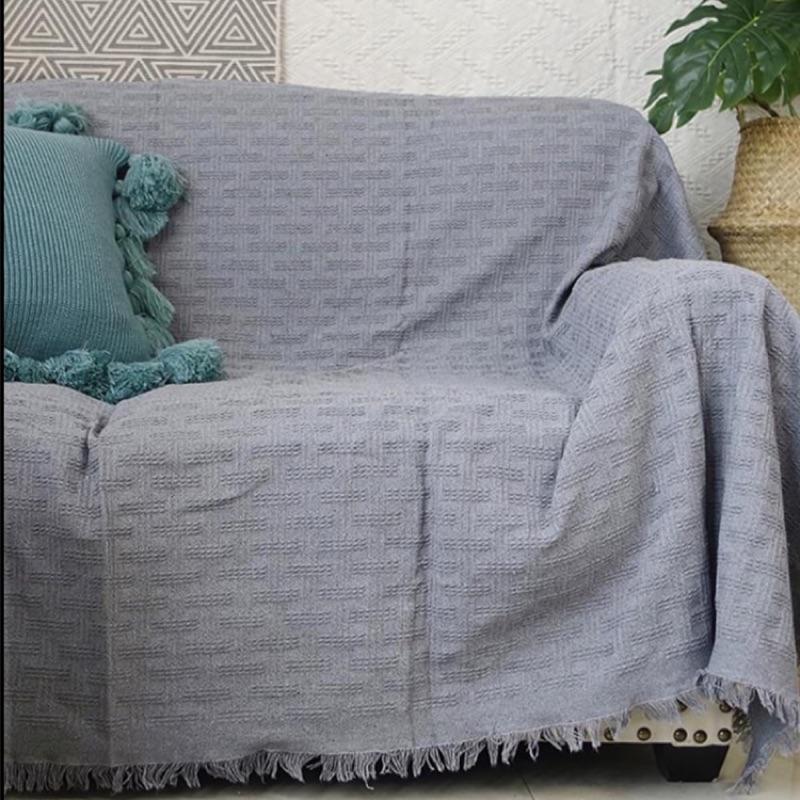 北歐/簡約/波西米雅風/沙發毯/毛毯/針織/蓋毯