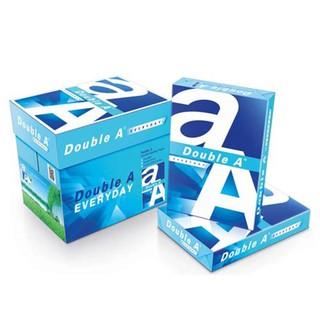(含稅)Double A 影印紙70磅/ 80磅A4/ A5~1包500張✔️ 雲林縣