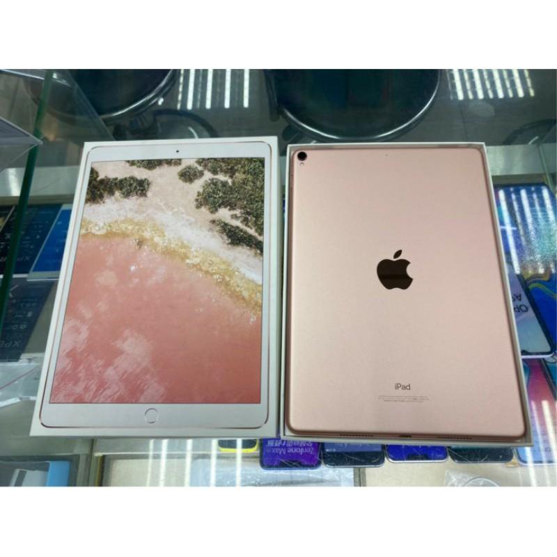 【二手】iPad Pro 2018 10.5吋 Wifi 64G玫瑰金❤完整盒配,付二手皮套