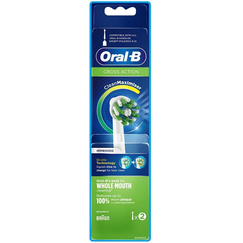 Oral-B EB50-2多動向交叉刷頭(2入)