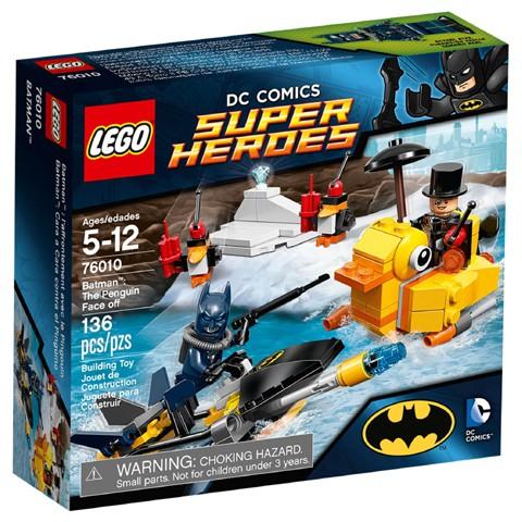 LEGO 76010 全新未拆