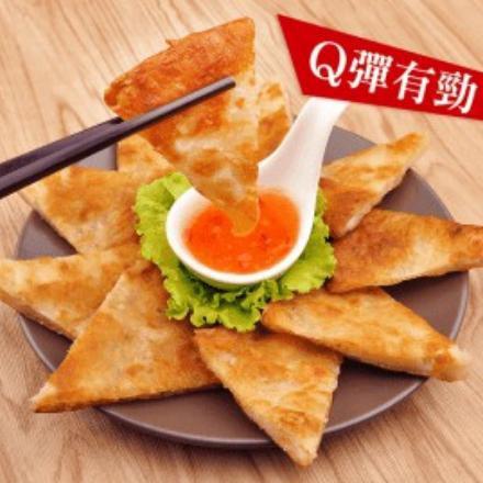超便宜的店~【福寶】原味月亮蝦餅240g 附醬包    962-0012