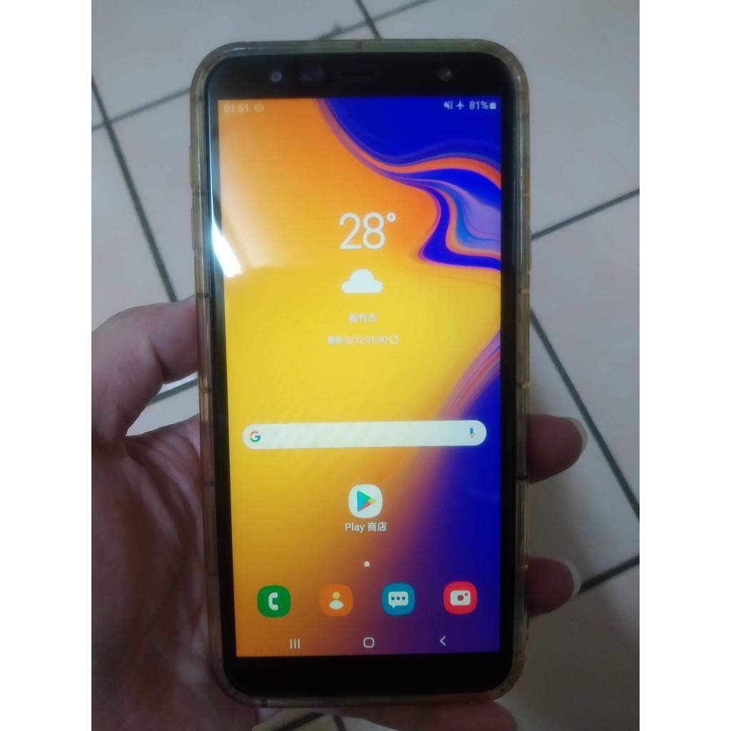 SAMSUNG Galaxy J4+ 二手