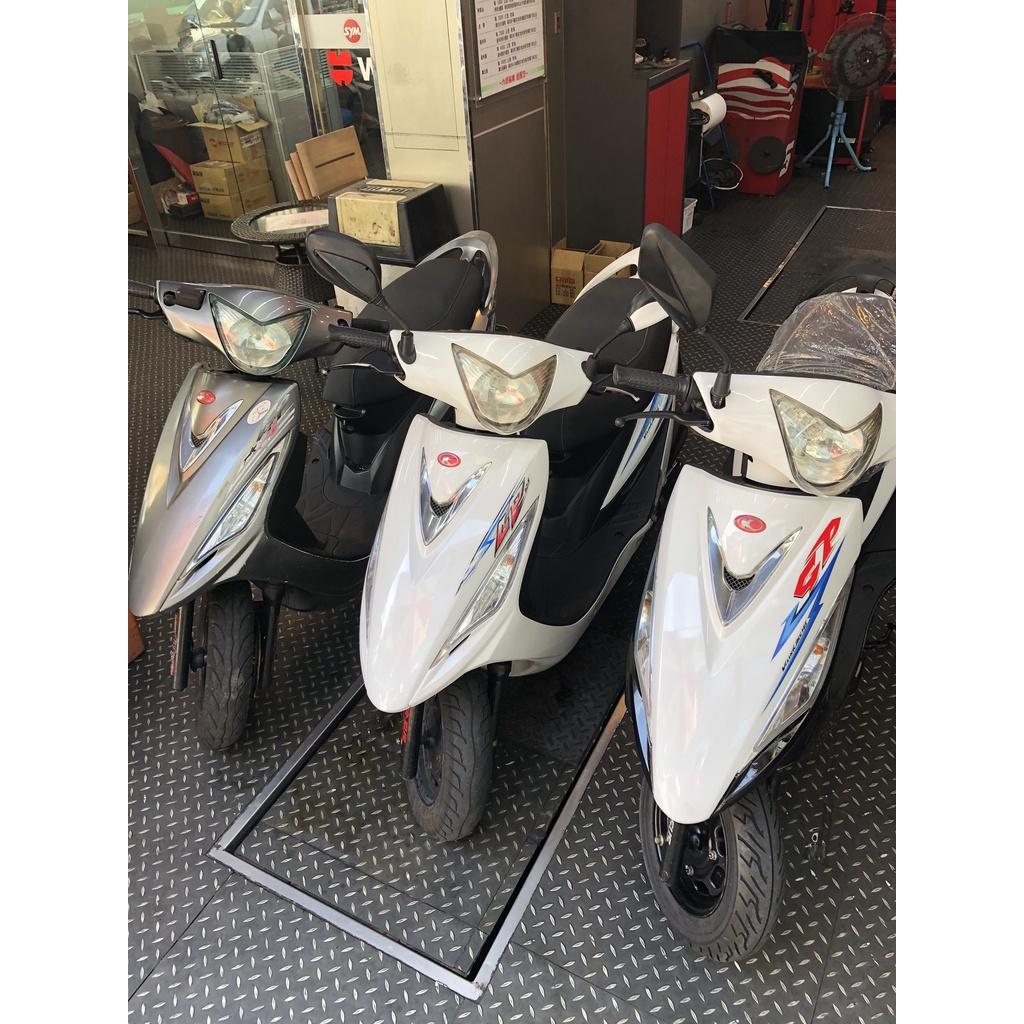 {六順輪業}中古機車.二手車.電動車.光陽KYMCO.GP125