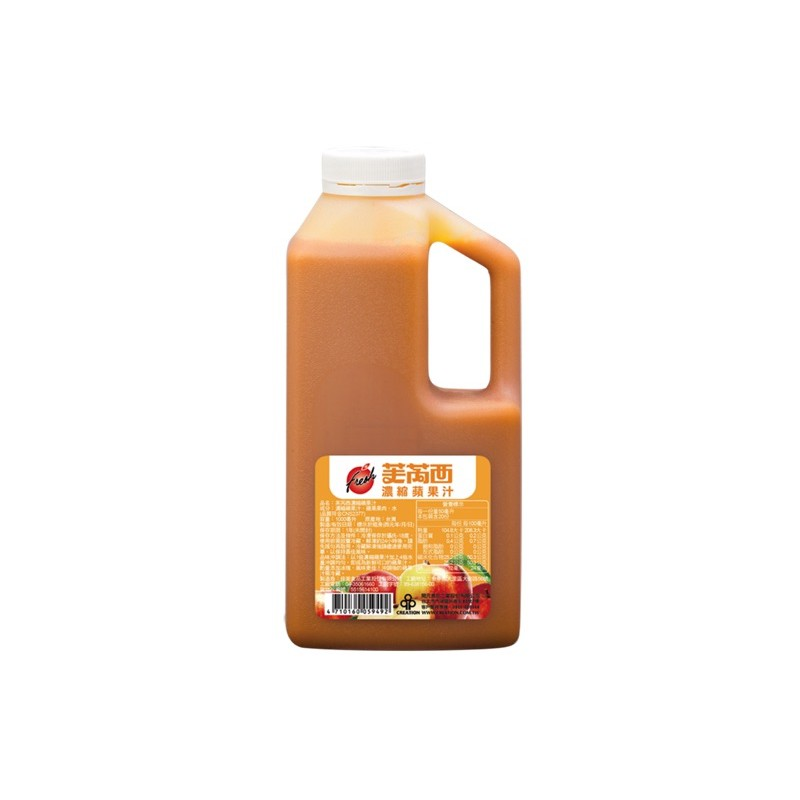芙芮西濃縮蘋果汁 1公升